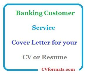 Sample Cover Letter For Relationship Banker Howtoviewsco