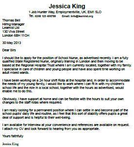 Cover letter relationship banker